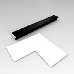 Echantillon de 20 cm avec passe-partout